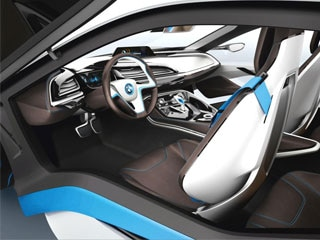 Bmw I3 Concept And Bmw I8 Concept Revealed Will Debut At Frankfurt