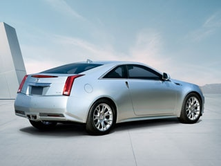 Believing It, The Cadillac CTS Coupe Has The Precise Steering And Taut  Handling That Have Characterized The Best Eurosedans Through The Years.