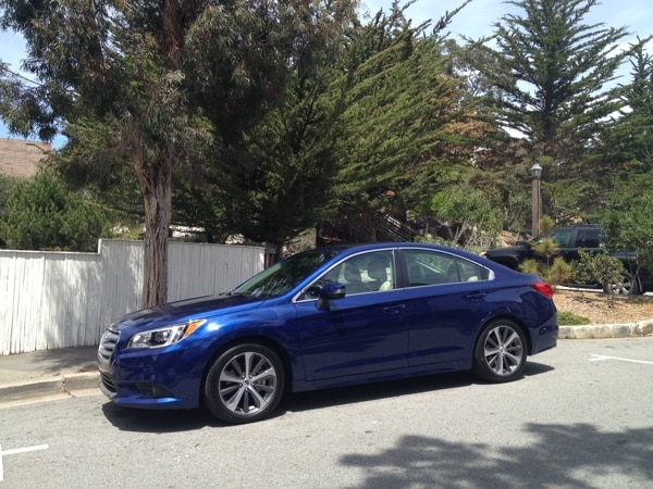 2015 Subaru Legacy First Review 30