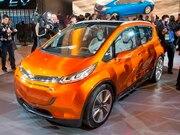 Chevrolet Bolt EV Concept (+VIDEO)