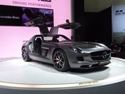 2015 Mercedes-Benz SLS AMG GT Ultimate Edition