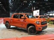 2015 Toyota Tundra, Tacoma and 4Runner TRD