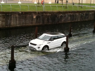 We Recently Traveled To England To Experience The 2012 Range Rover Evoque  ...