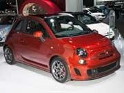 Fiat 500 Tenebra/Cattiva Design Concepts