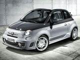 2011 Fiat Abarth 500C