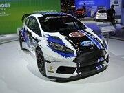 Ford Fiesta ST GRC Race Car
