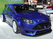 Ford Focus TrackSter Project