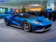 2017 Ford GT (+VIDEO)
