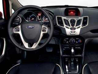 2011 Ford Fiesta Review: You're not gonna believe this ...
