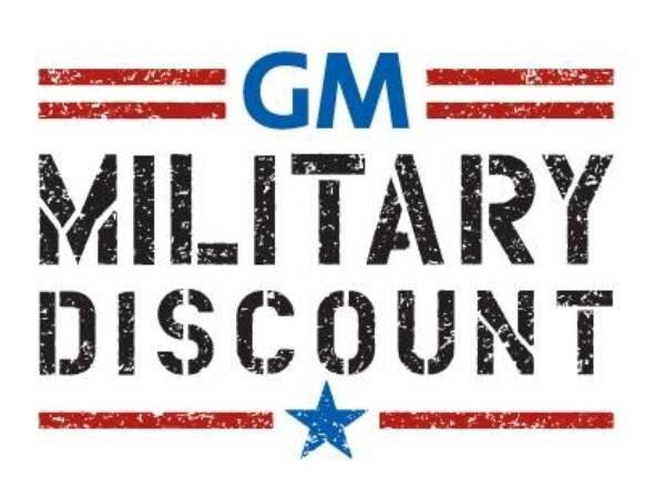 General motors military for General motors service specials