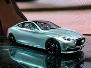 Infiniti Q60 Coupe Concept (+VIDEO)