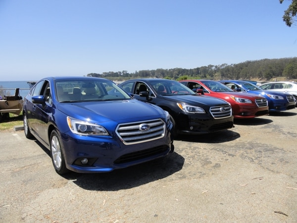 2015 Subaru Legacy First Review 31