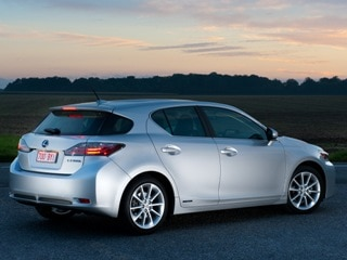 Now We Can Talk About How It Drives. 100 Word Shortcut. The 2011 Lexus CT  200h ...