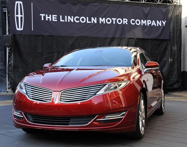 lincoln motor company prepares for a bold new future. Black Bedroom Furniture Sets. Home Design Ideas