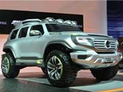 Mercedes-Benz Ener-G-Force Concept [w/ video]