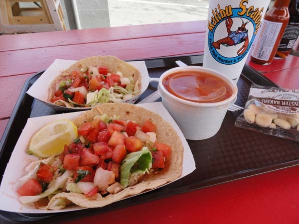 Toyota RAV4 Culinary Road Test: In Search of Fish Tacos 17
