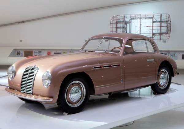 Maserati Centennial Exhibition opens in Modena 20