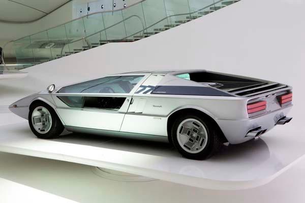 Maserati Centennial Exhibition opens in Modena 25