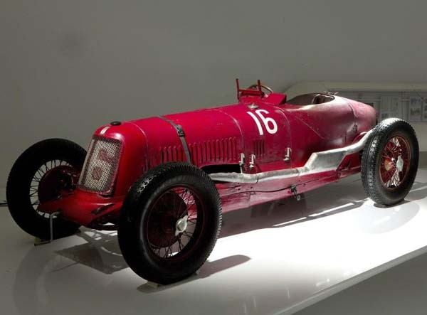 Maserati Centennial Exhibition opens in Modena 17