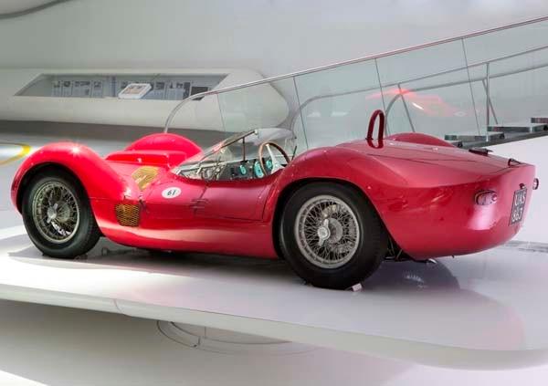 Maserati Centennial Exhibition opens in Modena 21