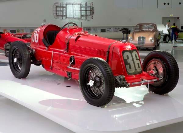 Maserati Centennial Exhibition opens in Modena 19
