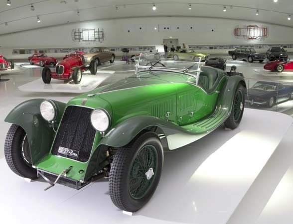 Maserati Centennial Exhibition opens in Modena 18