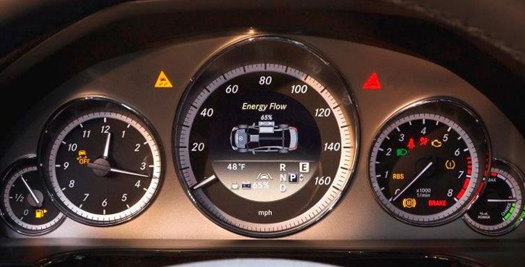 2013 Mercedes Benz E300 IP