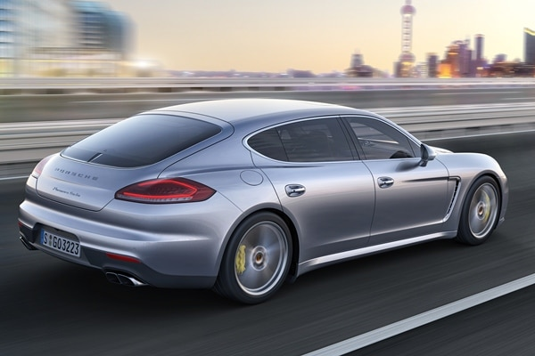2014 Porsche Panamera: Can you name all 5 powertrains? 11