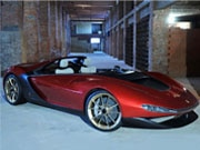 Pininifarina Sergio Concept