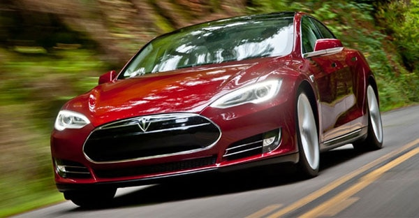 Tesla Model S Pricing Will Start At 57 400 Kelley Blue Book