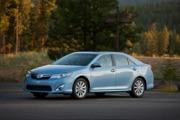 2014 Toyota Camry Hybrid: $27,140  43/39/41 mpg