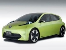 Toyota FT-CH Hybrid Concept