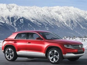 Volkswagen Cross Coupe TDI Plug-in Concept