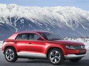 Volkswagen Cross Coupe TDI Plug-in Concept
