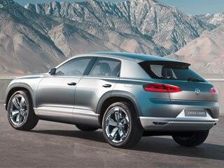 Volkswagen Cross Coupe Concept 2011 Tokyo Motor Show Kelley