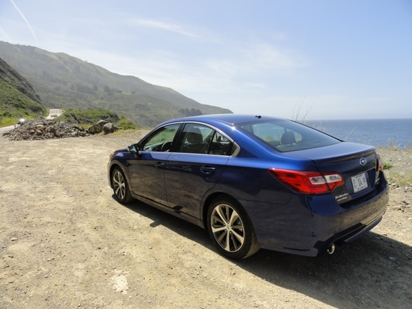 2015 Subaru Legacy First Review 33