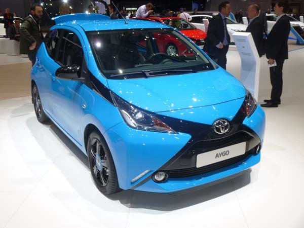 2014 geneva from adam rocks to toyota aygo kelley blue book. Black Bedroom Furniture Sets. Home Design Ideas