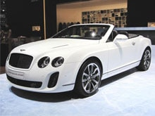 2011 Bentley Continental Supersports ISR Edition