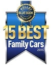 15 Best Family Cars of 2015