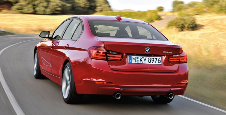2012 Bmw 328i Sedan First Drive Review All New Still