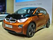 BMW i3 Concept Coupe [w/ video]