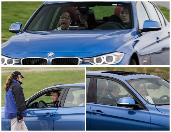 BMW Teen Driving School - Fun