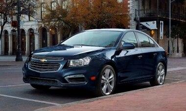 Chevrolet Cruze Compact Car