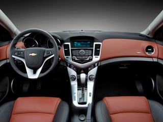 2011 Chevrolet Cruze First Drive 1