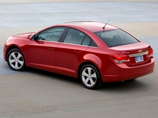 2011 Chevrolet Cruze First Drive 2
