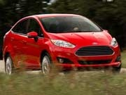 2014 Ford Fiesta [w/ video]