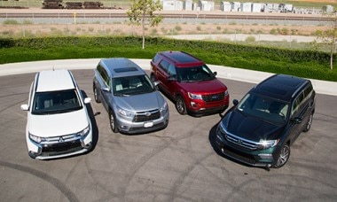 Midsize SUVs