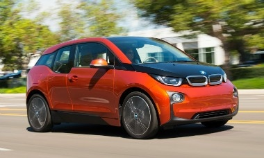 2017 Bmw I3 The Electric Car