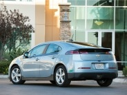 2015 Chevrolet Volt Rear