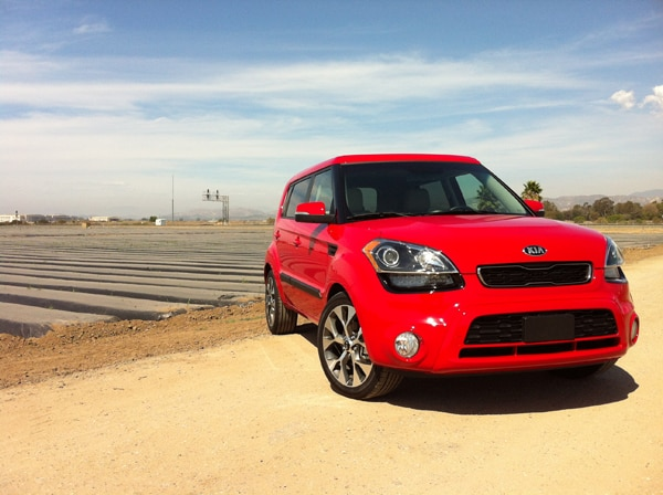 2013 Kia Soul Long-term Test Car: More Heart and Soul